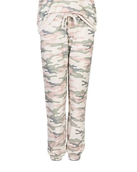 PJ Salvage - Peachy Dreams Printed Jogger Pants - 100% Exclusive