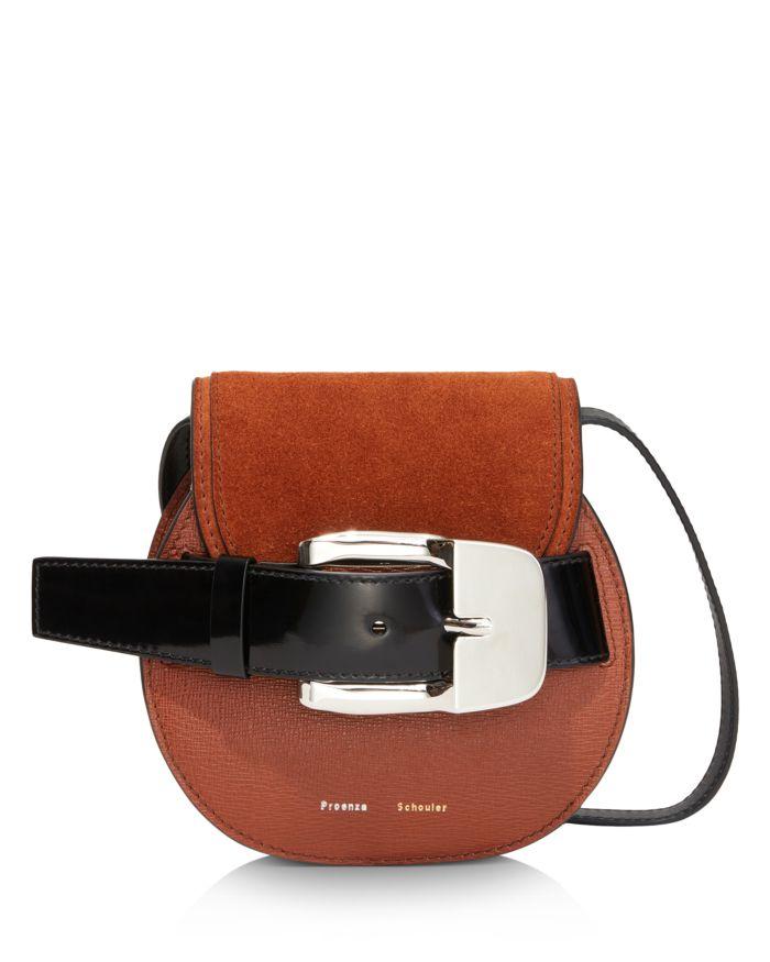 Proenza Schouler Buckle Mini Crossbody Bag  | Bloomingdale's