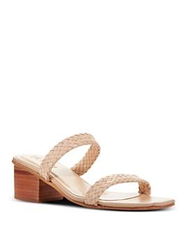 St. Agni - Women's Camille Braided Sandals