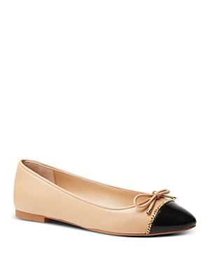 Stuart Weitzman Women\\\'s Gabby Embellished Flats