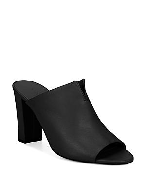 Vince Women's Hollis Split Strap High Heel Sandals