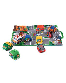 Melissa & Doug - Take Along Town Play Mat - Ages 6 Months+