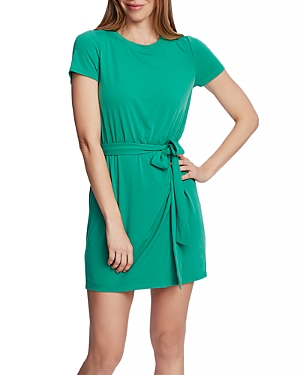 1.state BELTED KNIT DRESS