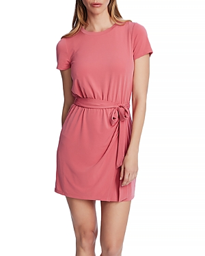 Image of 1.state Belted Knit Dress