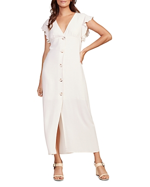 Bb Dakota x Steve Madden Thats Amore Empire Waist Dress-Women