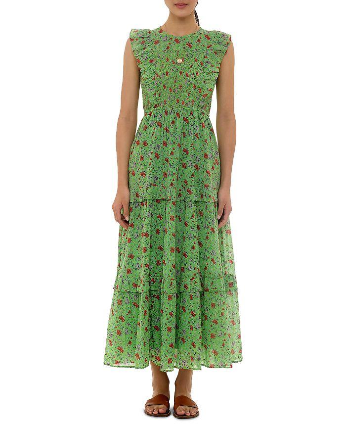 Banjanan - Printed Tiered Dress