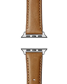 Shinola - Aniline Leather Strap for Apple Watch®, 20mm