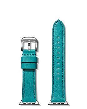 Shinola - Nappa Leather Strap for Apple Watch®, 20mm