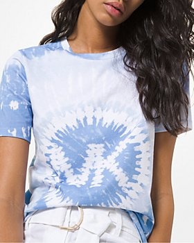 MICHAEL Michael Kors - Tie Dyed Cotton Tee