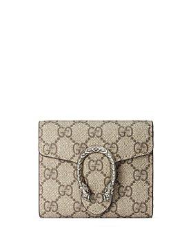 Gucci - Dionysus GG Card Case Wallet