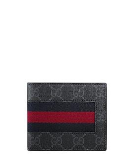 Gucci - GG Supreme Web Wallet