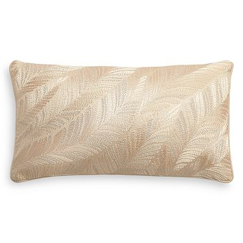 """Hudson Park Collection - Ethereal Decorative Pillow, 22"""" x 12"""""""