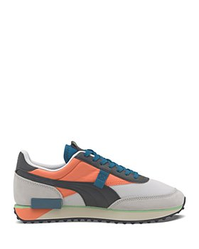PUMA - Men's Future Rider Neon Play Lace Up Sneakers