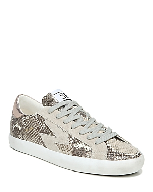 Sam Edelman Low tops WOMEN'S ARESON LACE UP SNEAKERS
