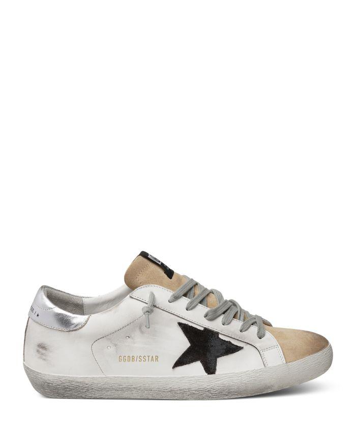 Golden Goose Deluxe Brand Unisex Superstar Lace Up Sneakers  | Bloomingdale's