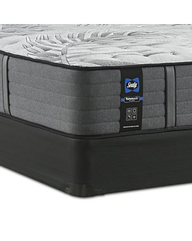 Sealy - Posturepedic Plus Opportune II Cushion Firm King Mattress Only