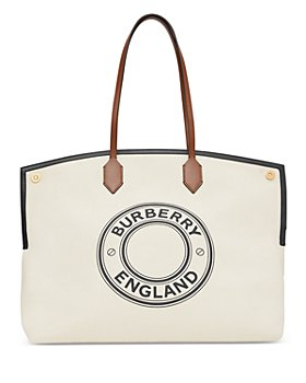Burberry - Society Extra Large Cotton Tote