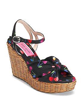 kate spade new york - Women's Anita Strappy Wedge Sandals