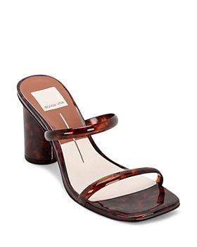 Dolce Vita - Women's Noles Strappy Round-Heel Sandals