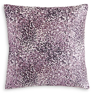 Sky Shadow Floral Decorative Pillow, 18 x 18 - 100% Exclusive