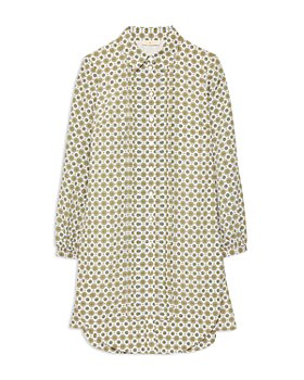 Tory Burch - Cora Printed Shirt Dress