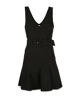 Cinq à Sept - Jordan Belted Mini Dress