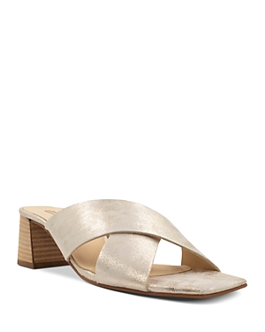 Paul Green Women\\\'s Cici Cross Strap Block Heel Sandals