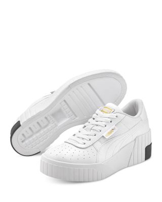 PUMA Women's Cali Wedge Sneakers