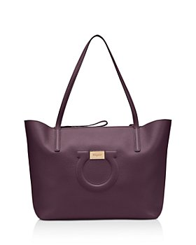Salvatore Ferragamo - City Medium Leather Tote