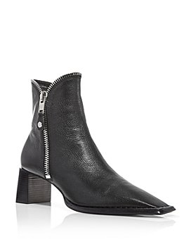 Alexander Wang - Women's Lane Square Toe Booties