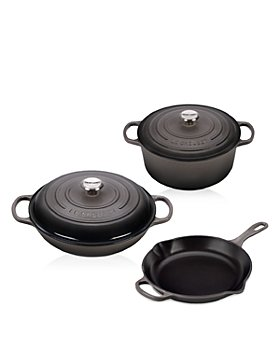 Le Creuset - 5 Piece Cast Iron Set