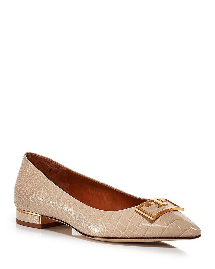 Tory Burch - Women's Gigi Pointed Toe Flats