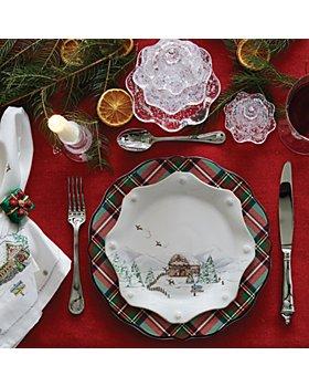 Juliska - Stewart Tartan Dinnerware Collection