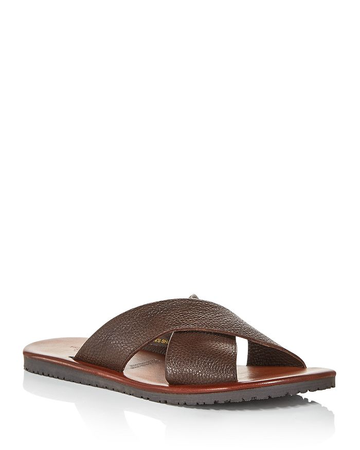 The Men's Store at Bloomingdale's - Men's Slide Sandals - 100% Exclusive