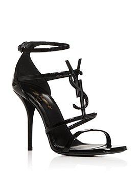 Saint Laurent - Women's Cassandra Strappy High Heel Sandals