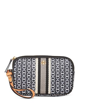 Tory Burch - Gemini Link Canvas Wristlet