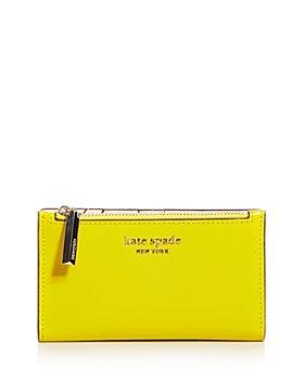 kate spade new york - Spencer Slim Leather Bifold Wallet