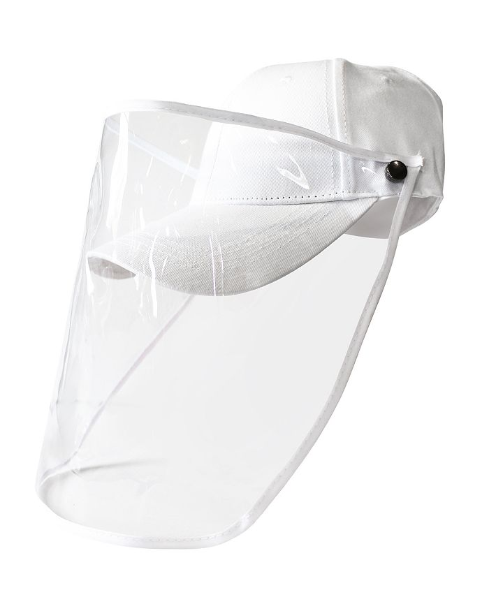GEMELLI - Baseball Cap with Removable Face Shield