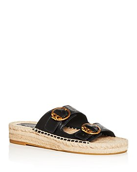 Tory Burch - Women's Selby Espadrille Slide Sandals