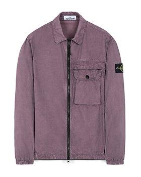 Stone Island - Zip Front Overshirt