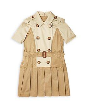 Burberry - Girls' Jeanna Trench Coat Dress - Little Kid, Big Kid