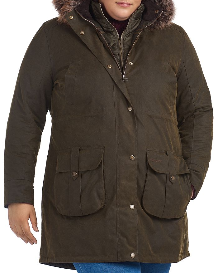 Barbour - Homeswood Waxed Cotton Coat