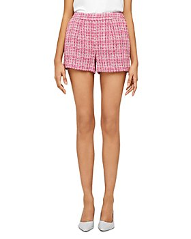 L'AGENCE - Ashton Tweed Shorts
