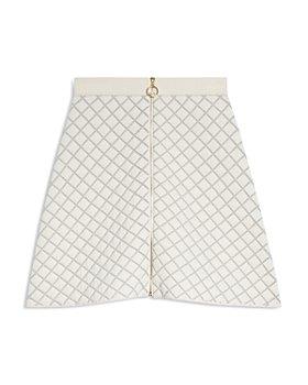 Sandro - Hamyl Quilted Skirt