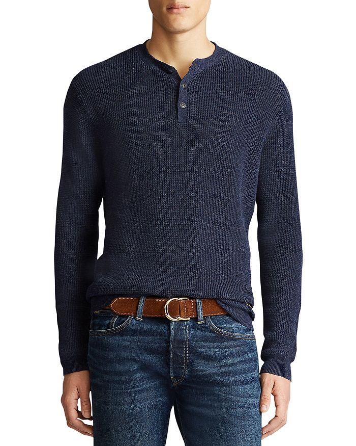 Polo Ralph Lauren - Cotton Henley Sweater