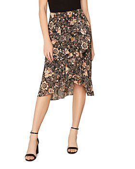 cupcakes and cashmere - Casey Wrap Skirt
