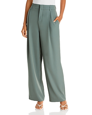 Vince Wide Leg Trousers-Women
