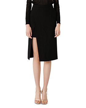 Maje - Jeanne Layered Pencil Skirt