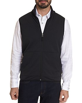 Robert Graham - Campbells Stretch Performance Textured Grid Classic Fit Vest