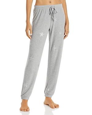 Pj Salvage Metallic Star Print Pajama Pants - 100% Exclusive-Women